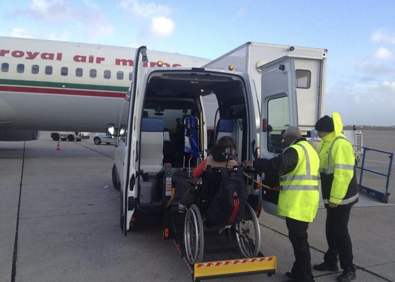 Transport adapté - HANDI MÉDIC - Le Maroc accessible à tous